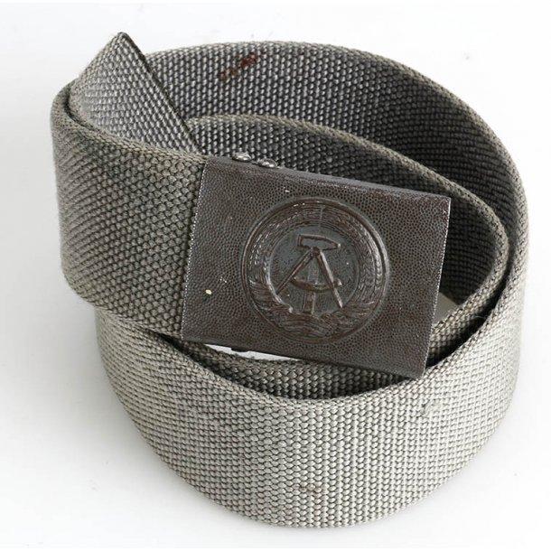 East German, DDR, NVA Belt with buckle