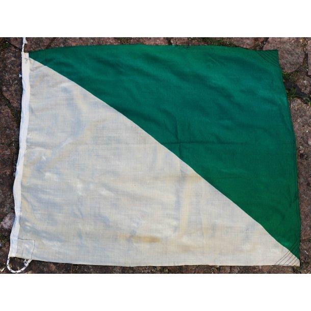 Kriegsmarine signal flag 'Green' 120x95 cm