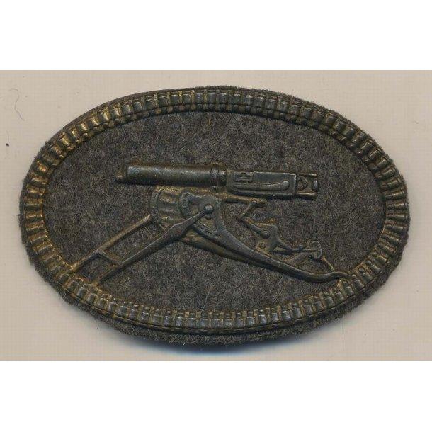 Machine gunner's arm badge
