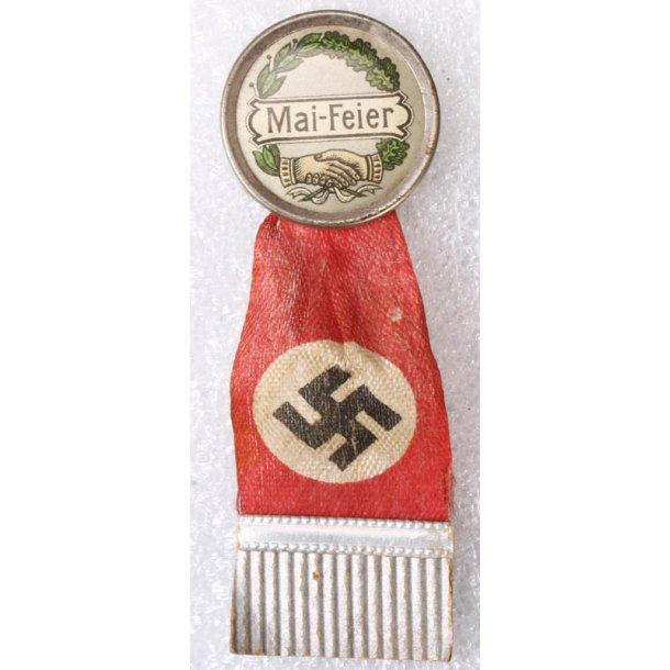NSDAP Mai-Feier Stickpin