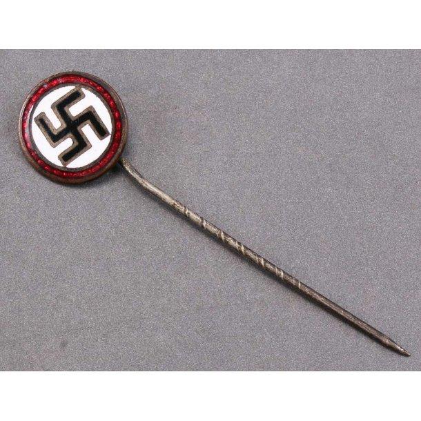 NSDAP Sympathizer stickpin 12,5 mm