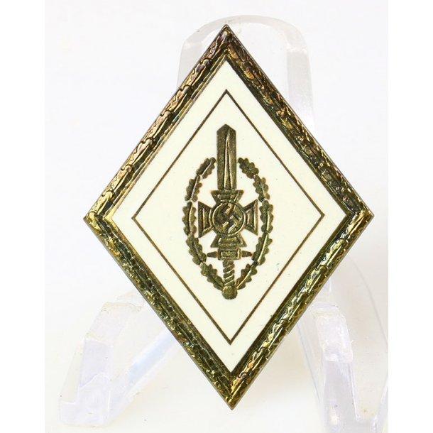 NSKOV Honor Badge with Oakleaf Rim