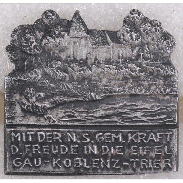 NSG Kraft durch Freude GAU-Koblenz-Trier tinnie