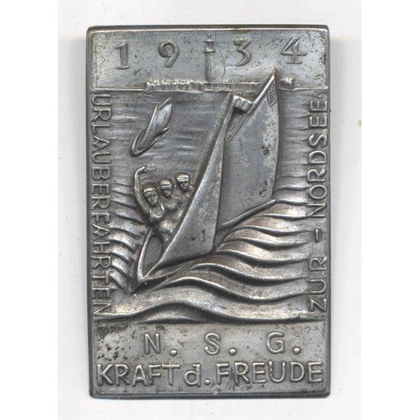 NSG Kraft durch Freude 1934 tinnie