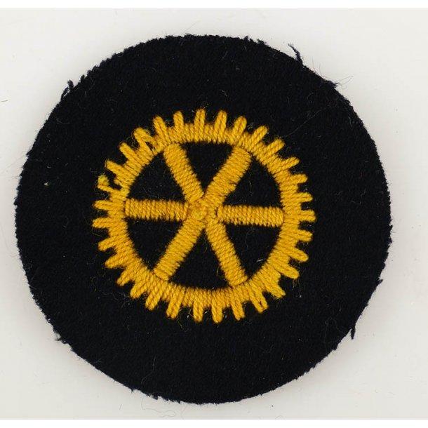 Kriegsmarine Machine Engine EM´s Career Insignia