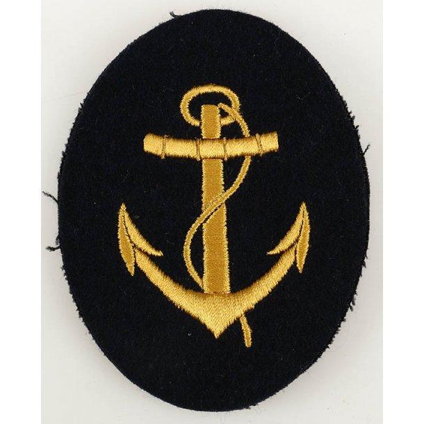 Kriegsmarine Boatswain's NCO's sleeve badge