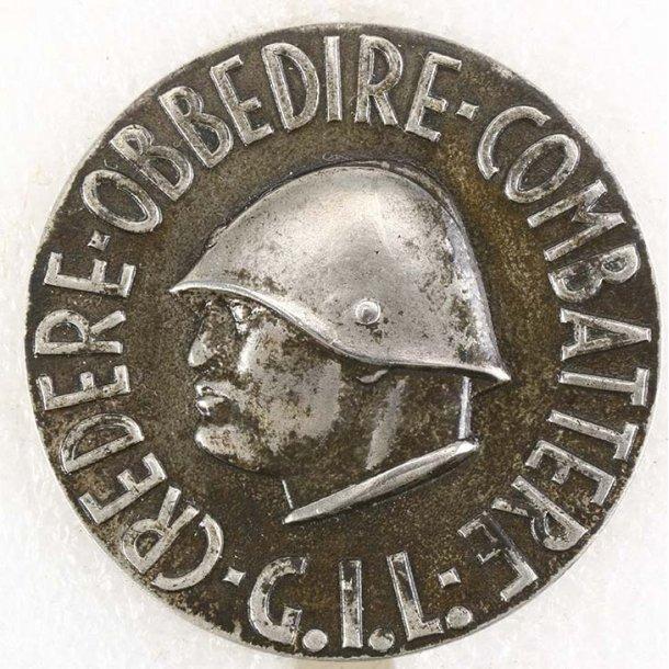 Italian GIL youth badge