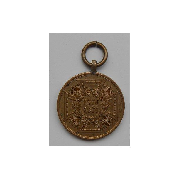 War Commemorative Medal of 1870/71