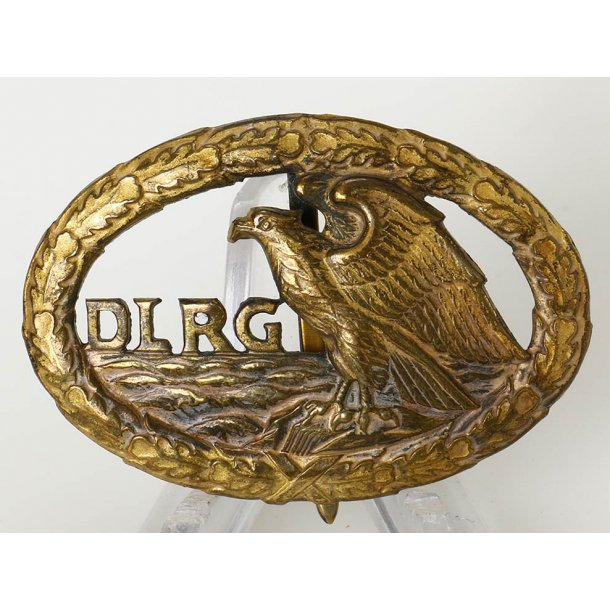 DLRG first class badge