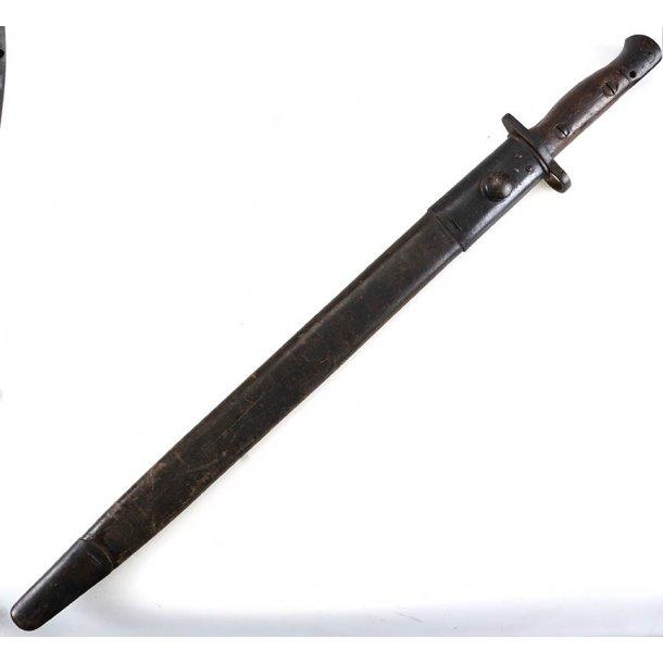British Sword bayonet P1907 'Sanderson'