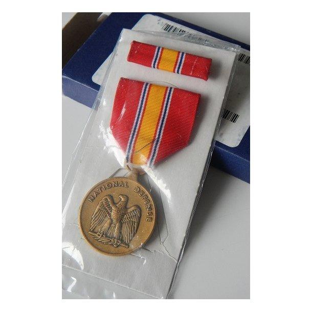 National Defence medal