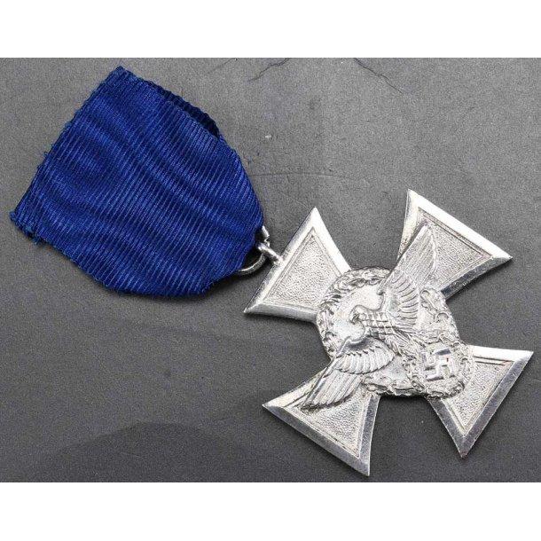 Police Long Service Cross 2 class 18 years