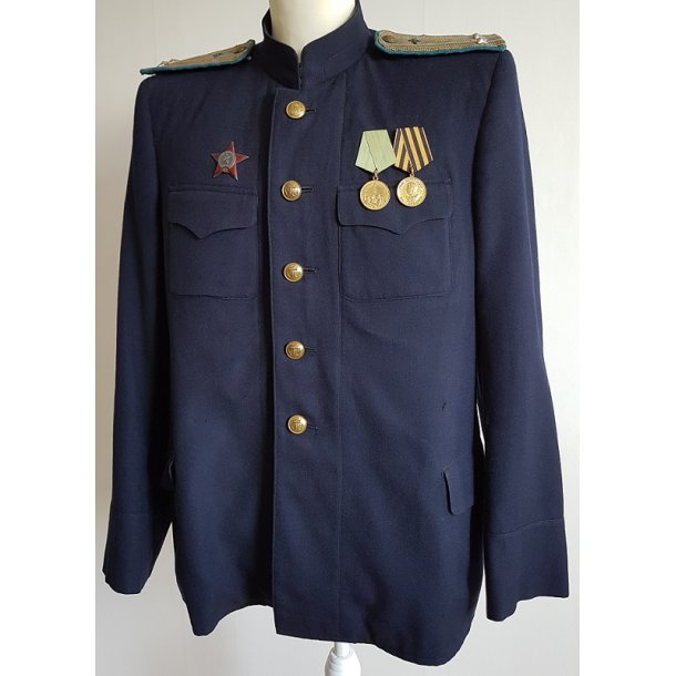 m/1943 Lieutenant Colonel Naval Aviation tunic