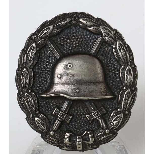 Wound badge in silver 1914
