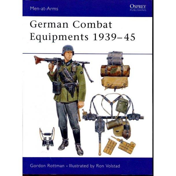 German Combat Equipments 1939-45