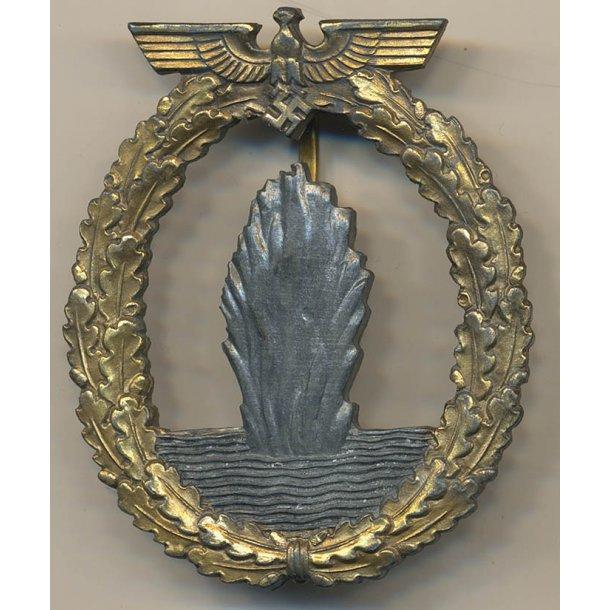 Kriegsmarine Mine Sweeper badge 'L/53'