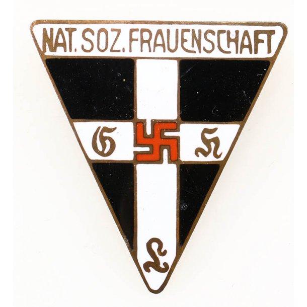Nat. Soz. Frauenschaft member's badge