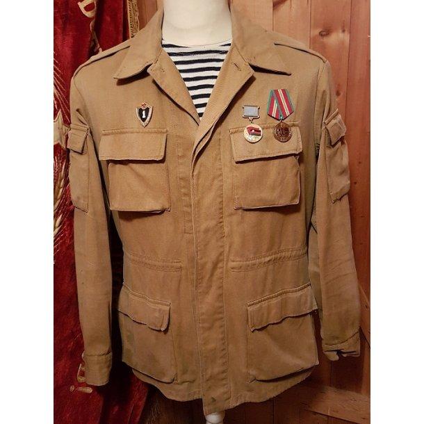 Soviet-Afghan War field uniform