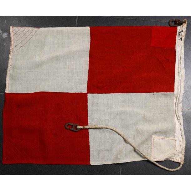Kriegsmarine signal flag 'U' 50x60 cm