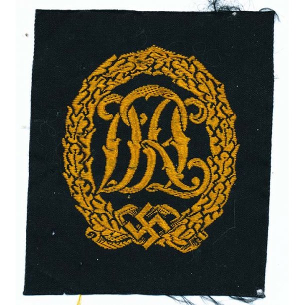 DRL Sports Badge in Bronze - Cloth