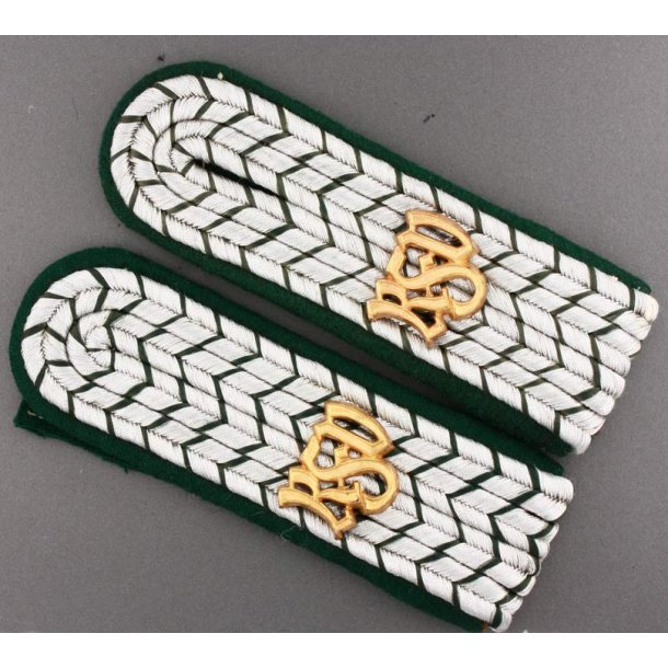 Custom's Oberzollsekretär shoulder boards