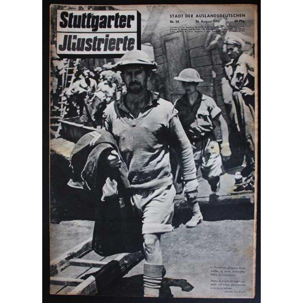 Stuttgarter Illustrierte 26 August 1942