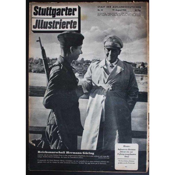 Stuttgarter Illustrierte 19 August 1942