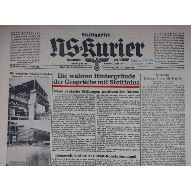 NS Kurier 13 Apr 1944