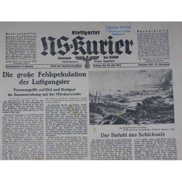 NS Kurier 28 Jul 1944