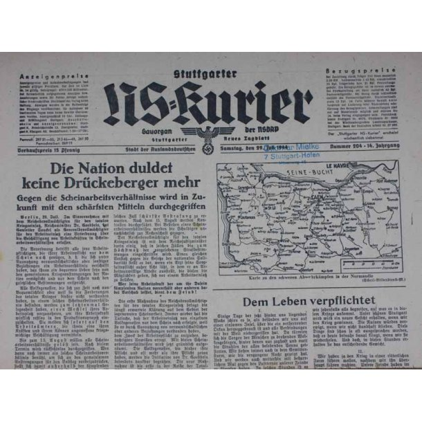 NS Kurier 29 Jul 1944