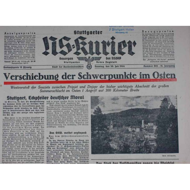 NS Kurier 30 Jul 1944