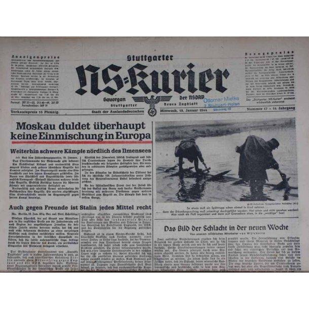NS Kurier 19 Jan 1944