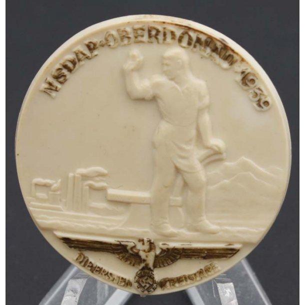 NSDAP Oberdonau 1939 - Die Ersten Kreistage