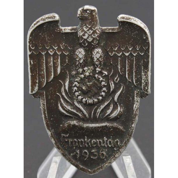 Frankentag 1936 'Lauer'