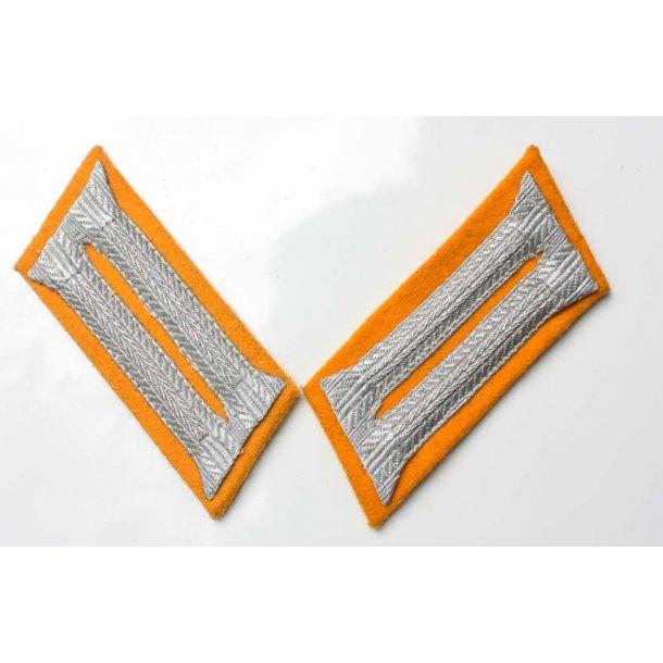Cavallery/Panzer EM/NCO dress tunic collar tabs