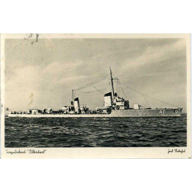 Kriegsmarine Torpedoboot Albatross