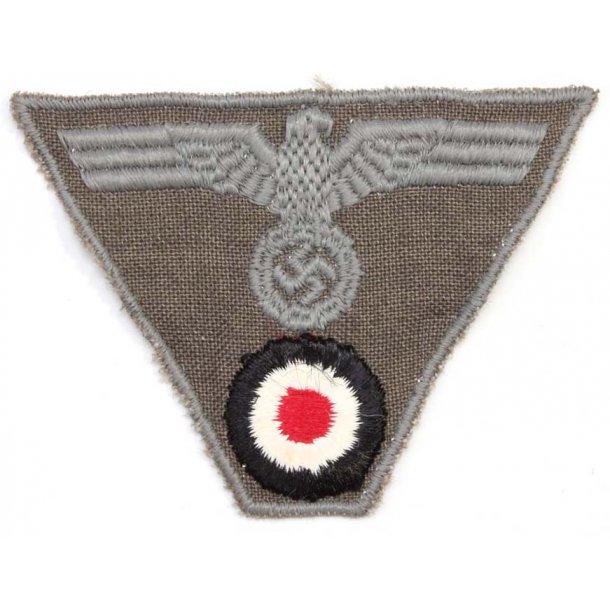 Army EM/NCO M43 Cap Eagle Trapezoid