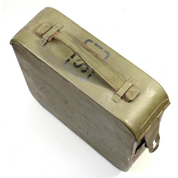Finnish army Maxim MG Ammo Box