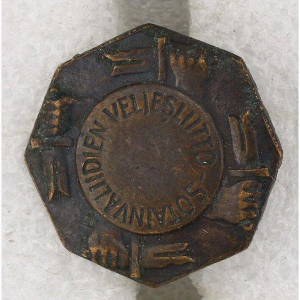 Finnish Badge for Disabled Veterans