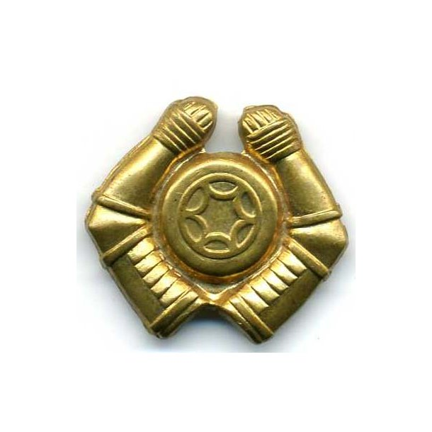 Finnish Shoulder board insignia 'Panzer'