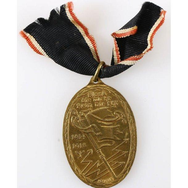 Kyffhäuser medal 'Blank die Wehr - Rein die Ehr