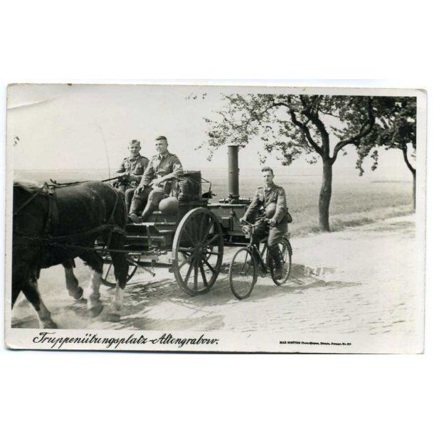 Wehrmacht - Altengrabow Training Area