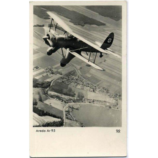 Patrol plane Arado Ar 95