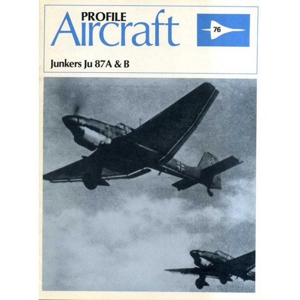 Junkers Ju 87A & B 'Richard Smith'