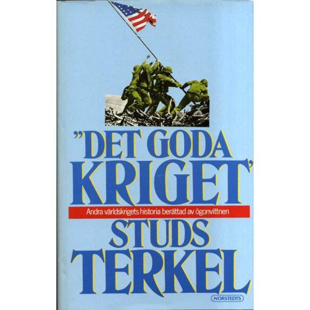 Det goda kriget 'Studs Terkel'
