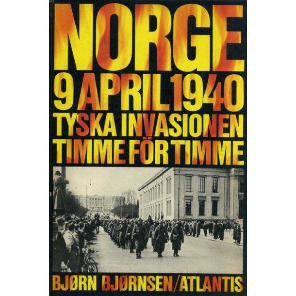 Norge 9 april 1940 'Björn Björnsen'