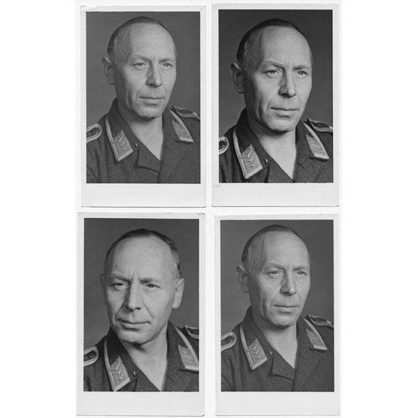 Luftwaffe Feldwebel photo lot