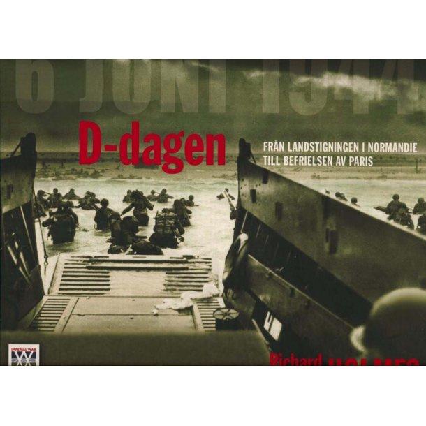 D-Dagen Från landstig. i Normandie till Paris