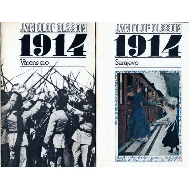 1914-1918 - 4 delar