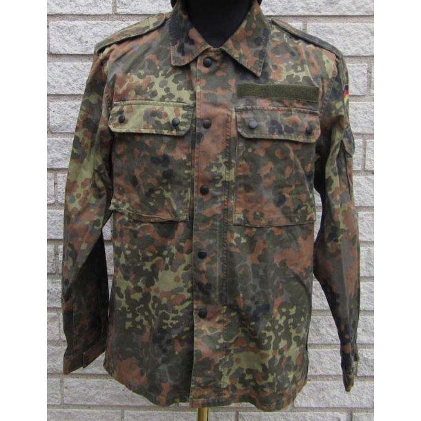 Bundeswehr Flecktarn jacket